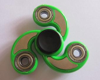 hand spinner, 6.5cm  d'une extrémité à une autre