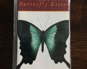 Bob Carlisle Butterfly Kisses Cassette Tape