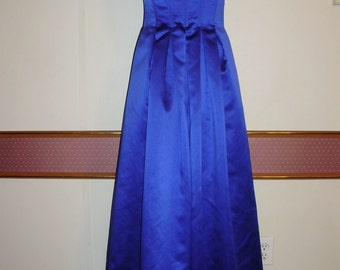 Formal Jessica McClintock Dress