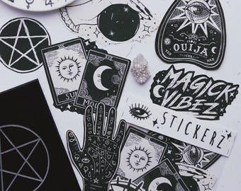 Magickal Stickerz Pack