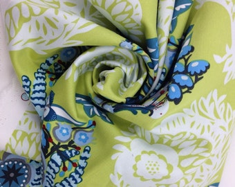 Fabric On Sale!!  Anna Maria Horner, Innocent Crush, Fabric By The Yard, Home Dec Fabric, Decorator Fabric, Green Fabric, Home Dec Fabric