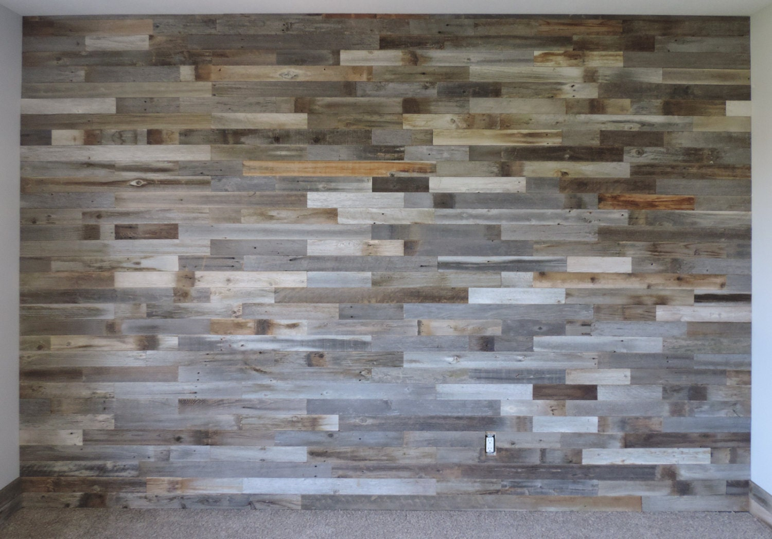 wood barn realistic pin on effect panels looking from barns decor coloured paneling and faux a multi fine reclaimed wallpaper rustic wooden