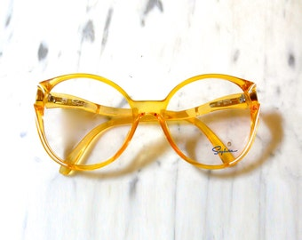 SAPHIRA - mod. 4077 - Made in Germany - New old vintage frame from 80s