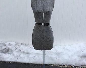Vintage adjustable dress form