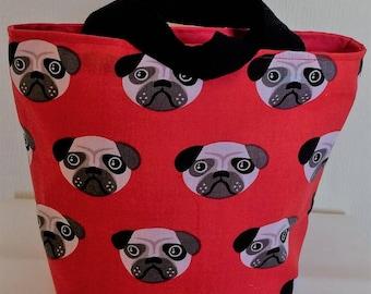 Pug Dog Child's   bag