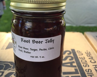 Root Beer Jelly