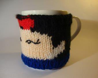 Snow White mug cosy