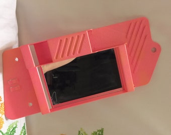 Vintage Locker Organizer/Mirror From The 90's