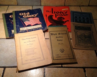 7 High School Booklets