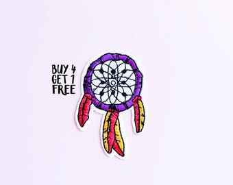 Dream Catcher Iron On Patch - Boho Patch - Hippie Patch - Jacket Patch - Desert Patch - Indian Patch - Patches for Jeans - Backpack Patch
