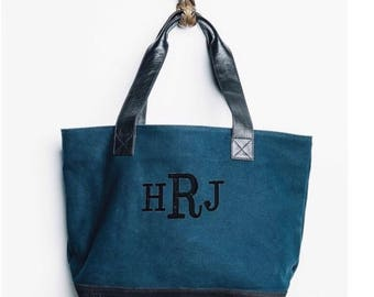 BLOOM&GIVE Canvas Tote
