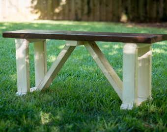 Entry Bench - LOCAL SALE ONLY