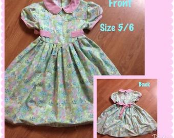 Adorable dress size 5/6