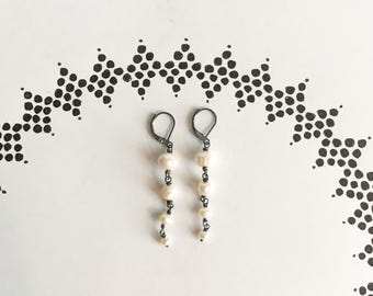 The Perfect Pearl Earrings