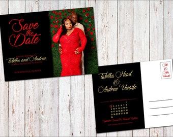 Tabitha | Postcard Save The Date