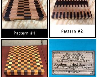Cutting board - Charcuterie Board