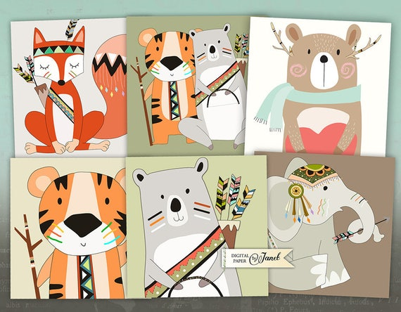 https://www.etsy.com/listing/554174349/tribal-animals-set-of-6-digital-collage?ref=shop_home_active_21