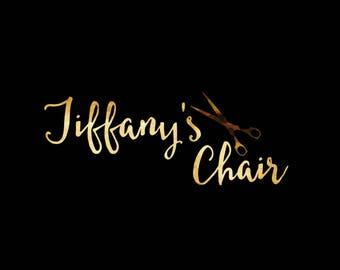 Chair logo | Etsy