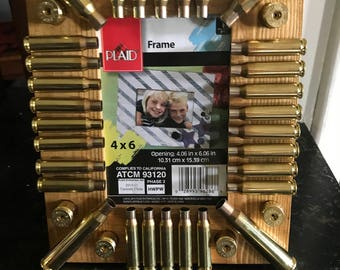 4x6 Bullet picture frame