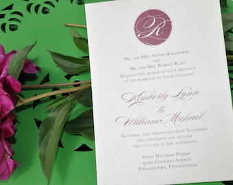 Modern Invitation Set