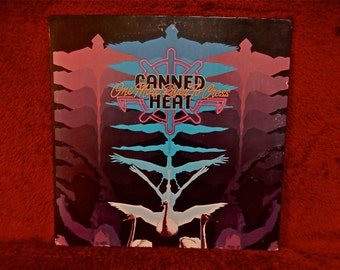 CANNED HEAT - One More River To Cross - 1973 Vintage GATEfold Vinyl Record Album