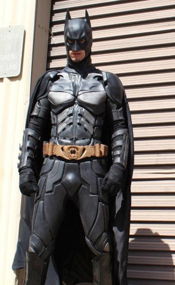 Batman Dark Knight Suit Not Assembled