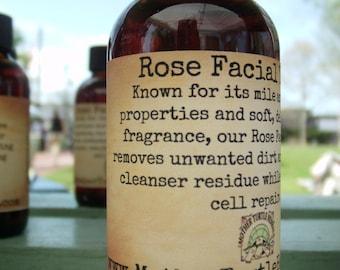 Red Rose Facial Toner