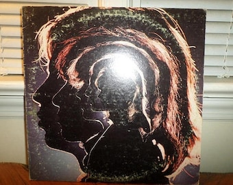 Vintage 1971 LP Record The Rolling Stones Hot Rocks 1964-1971 Near Mint Condition 13048