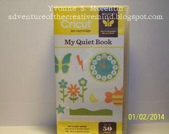 My Quiet Book Cricut Cartridge