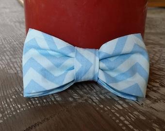Boys Chevron Bow Tie
