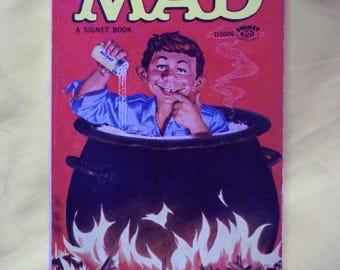 William B. Gaines's BOILING MAD, Editor Albert B. Feldstein (1966)
