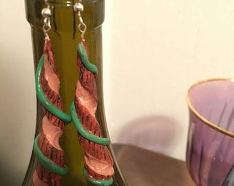 Tree Vine Earrings