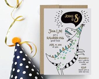 dinosaur birthday invitations, dinosaur birthday party invitations printable, dinosaur invitations, dinosaur invite printable