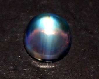 50% Off Natural Rainbow Moonstone - Calibrated Size 6 x 4 mm Cabochon Top Quality Color - Blue Power - Loose Gemstone  0019