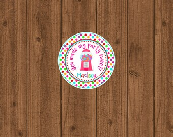 Candyland, Candyland tag, Candyland Party, Candy Tag,  Candyland Favor Tag, Sweet Shoppe, Candy Land Tag, Candy Land, Candy Land Party