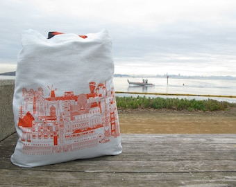 SF SERIES: Tote Bag