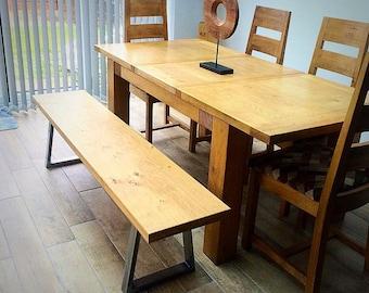Bench, benches, wood bench oak bench. oak benches, Kitchen benches, oak kitchen benches