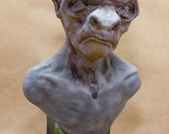 Neitherbeing #2 Bust painted Resin Cast Variant Color Limited Edition