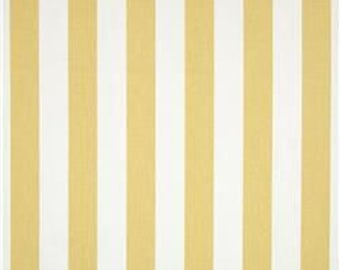 Golden Yellow Striped KidsTeepee, Two Sizes, Can Include Window, Play Tent, Playhouse, Tee Pee, Childrens Teepee