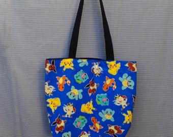 Pokemon Tote Bag