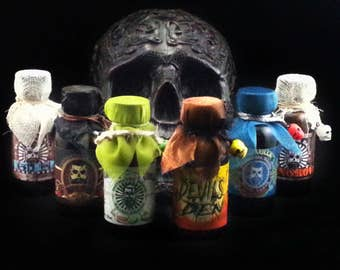 Pick 6 Grab Bag! Oils and or Balms Instigator Brand Beard Armor