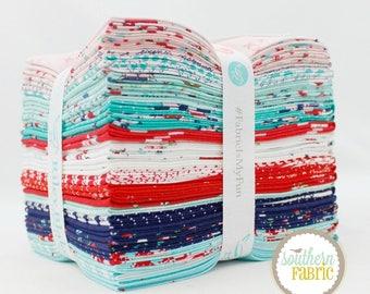 A Little Sweetness - 24 Fat Quarter Bundle (FQ-6510-24) by Tasha Noel for Riley Blake