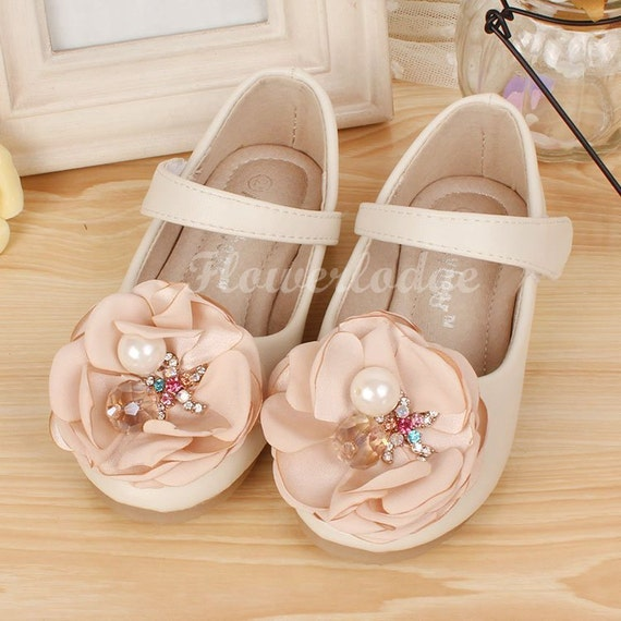 Perfect off white flower girl shoes elaboration best evening gown toddler girl shoes off white leather mary jone shoes slip flat mightylinksfo