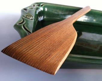 BLACK LOCUST Spatula Made in a mountain town in UTAH by a guy with a beard