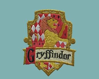 Gryffindor Crest-Gryffindor Coat of arms