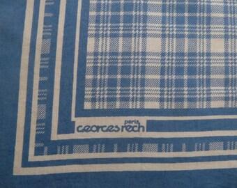 GEORGES RECH - square vintage