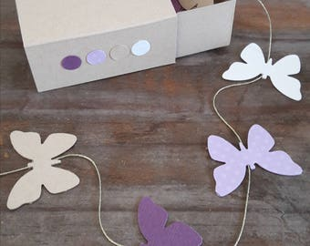 """Butterfly"" paper GARLAND"