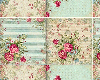 Roses Decoupage Paper A4 Decoupage supplies Scrapbooking Paper Craft Projects Floral Patterns #406