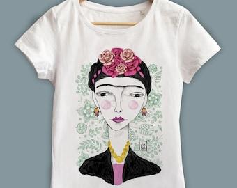 Oh, my Frida/ woman T-shirt