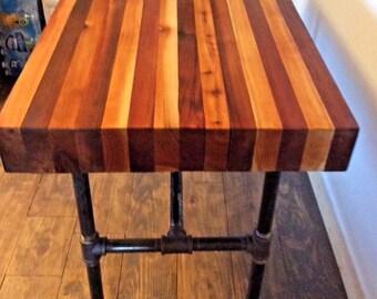 Kitchen Table Base Table base etsy custom farm kitchen table base pipe industrial farmhouse steam punk cedar wood workwithnaturefo